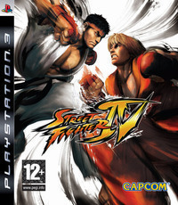 Street Fighter IV (4) Edition Collector