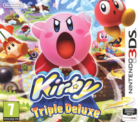 Kirby : Triple Deluxe sur Nintendo 2DS/3DS