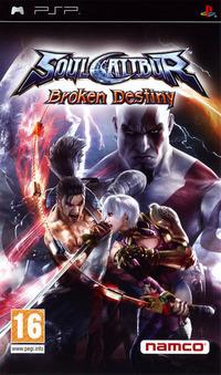 SoulCalibur : Broken Destiny
