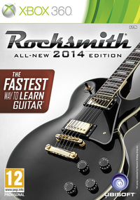 Rocksmith Edition 2014 + Cable