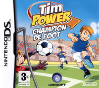 Tim Power : Champion de Foot