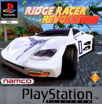 Ridge Racer Revolution