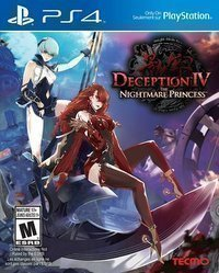 Deception IV : The Nightmare Princess