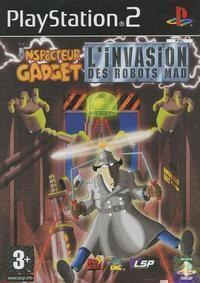 Inspecteur Gadget : L'Invasion des Robots Mad