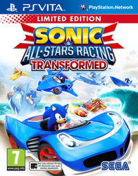Sonic & All Stars Racing Transformed