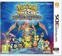 Pokémon Méga Donjon Mystère sur Nintendo 2DS/3DS