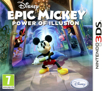 Epic Mickey : Power of Illusion