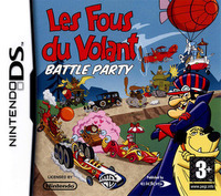 Les Fous du Volant : Battle Party
