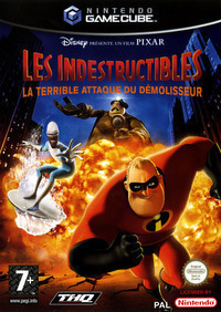 Les Indestructibles : La Terrible Attaque du Démolisseur