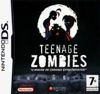 Teenage Zombies : L'Invasion des Cerveaux Extra-Terrestres ! sur Nintendo DS