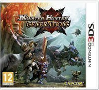 Monster Hunter Generations sur Nintendo 2DS/3DS