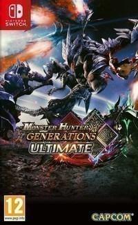 Monster Hunter Generations Ultimate sur Nintendo Switch
