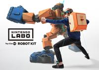 Toy-Con 02 - Kit Robots