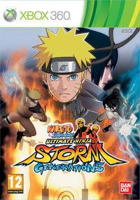 Naruto Shippuden : Ultimate Ninja Storm Generations Collector