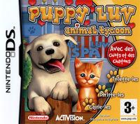 Puppy Luv Animal Tycoon sur Nintendo DS