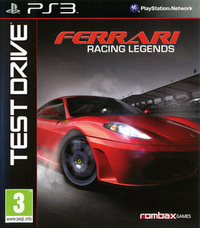 Test Drive : Ferrari Racing Legends