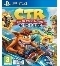 Crash Team Racing Nitro-Fueled sur Playstation 4