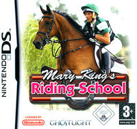 Mary King's Riding School sur Nintendo DS