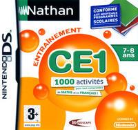 Nathan Entraînement CE1