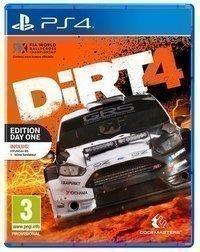 DiRT 4 Steelbook Edition