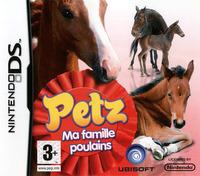 Petz : Ma Famille Poulains