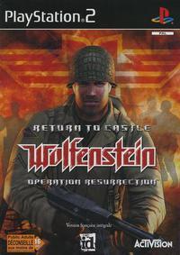 Return to Castle Wolfenstein : Operation Resurrection