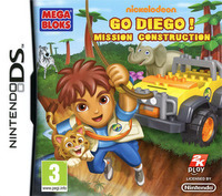 Go Diego ! Mission Construction