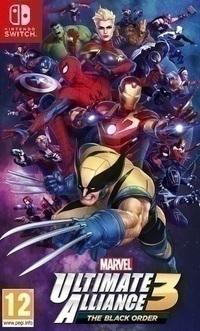 Marvel Ultimate Alliance 3 : The Black Order