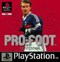 Pro Foot Contest 98