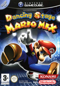 Dancing Stage : Mario Mix sur Game Cube