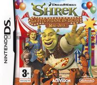 Shrek : La Fête Foraine en Délire : Mini-Jeux