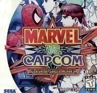 Marvel vs. Capcom : Clash of the Super Heroes