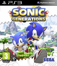 Sonic Generations Collector