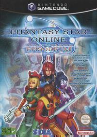 Phantasy Star Online Episode I&II