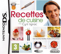 Recettes de Cuisine avec Cyril Lignac