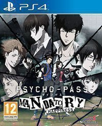 Psycho-Pass : Mandatory Happiness