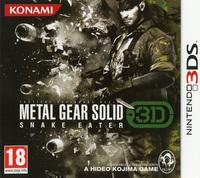Metal Gear Solid 3 : Snake Eater