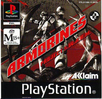 Armorines : Project Swarm