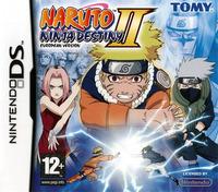 Naruto : Ninja Destiny II - European Version