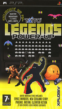 Taito Legends Power-Up