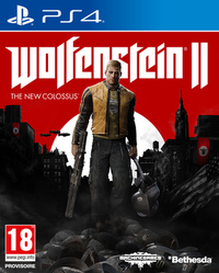 Wolfenstein II : The New Colossus Edition Collector