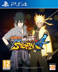 Naruto Shippuden : Ultimate Ninja Storm 4 sur Playstation 4