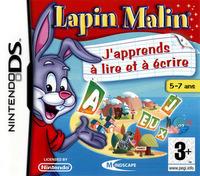 Lapin Malin : J'Apprends à Lire et à Ecrire