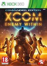 XCOM : Enemy Within - Commander Edition