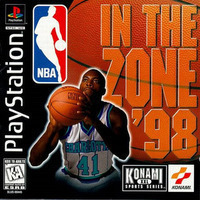 NBA in the Zone '98
