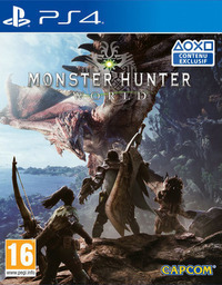 Monster Hunter World Edition Collector