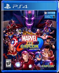 Marvel vs. Capcom Infinite Deluxe Edition