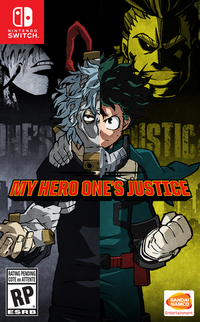 My Hero : One's Justice