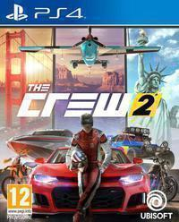 The Crew 2 sur Playstation 4