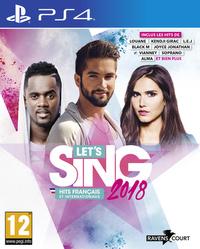 Let's Sing 2018 : Hits Français et Internationaux + 2 Micros